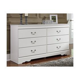 Anarasia Dresser White