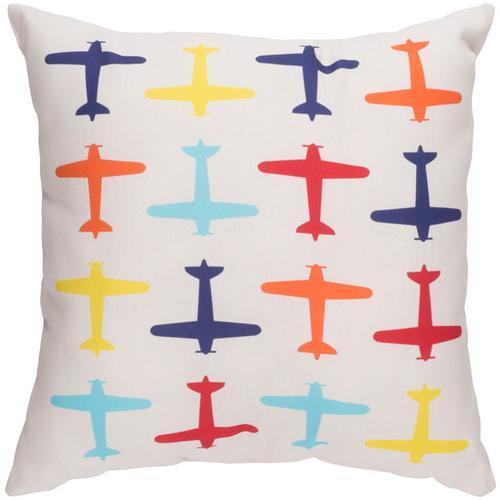 "Planes LIL-093 18"" x 18"""