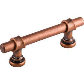 Bit Pull 3 Inch (c-c) Antique Copper