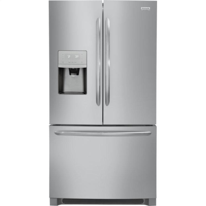 Gallery 26.8 Cu. Ft. French Door Refrigerator