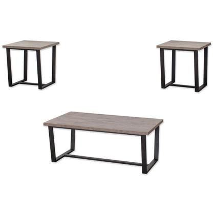 7341 Cocktail and End Table Set