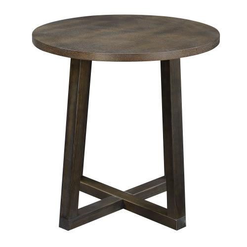 Industrial 3PC Occasional Table Set