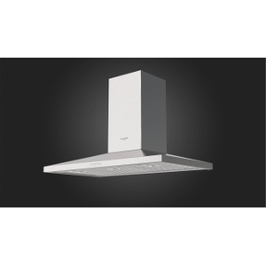 "Fulgor Milano36"" Chimney Wall Hood - Stainless Steel"