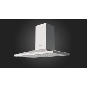 "Fulgor Milano36"" Chimney Wall Hood - Stainless Steel"