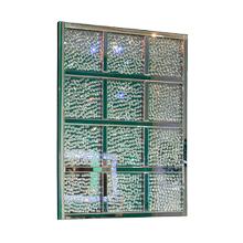 Montreal Rectangular Crystal Wall Decor