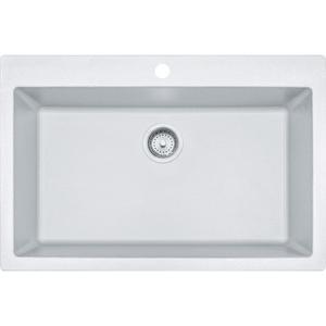 Primo DIG61091-WHT Granite White Product Image