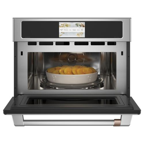 "Café 27"" Smart Five in One Oven with 120V Advantium® Technology"