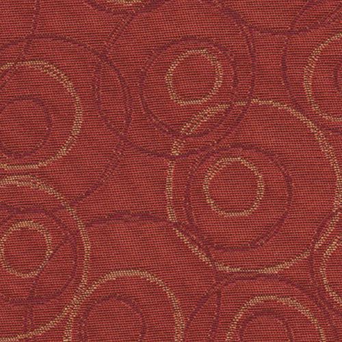 Flash Furniture - 18.5''W Church Chair in Martini Sweet Fabric - Gold Vein Frame