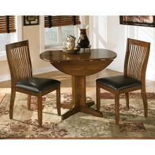 View Product - Round Drop Leaf Table