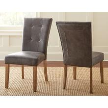 View Product - Debby Polyester Side Chair-Gray