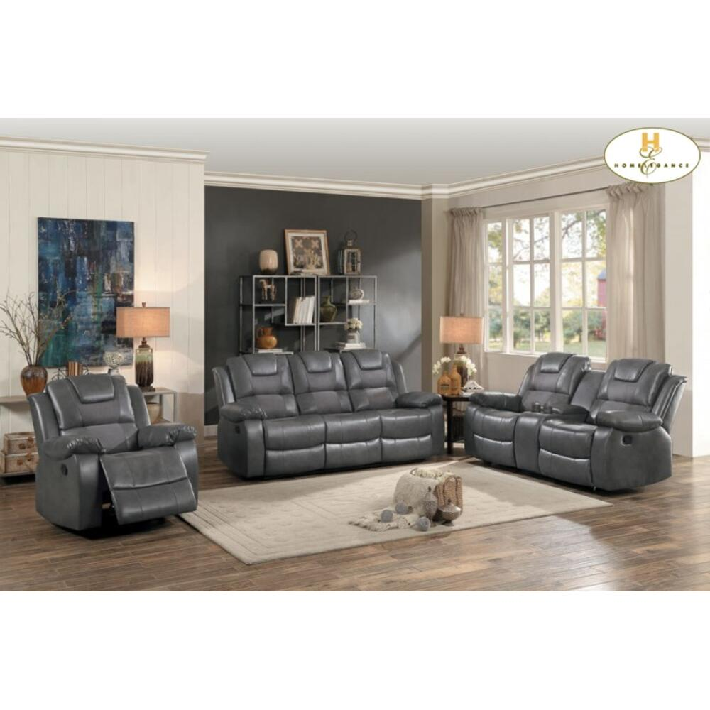 Taye Motion Sofa and Love Seat