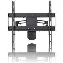Articulating-design LCD TV wall mount