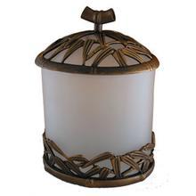 See Details - Bamboo Vanity Top Lg. Jar