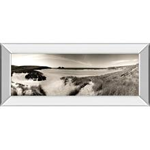 """The Wind In The Dunes Il"" By Noah Bay Mirror Framed Print Wall Art"