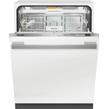 G 4998 SCVi AM - Fully-integrated, full-size dishwasher with hidden control panel, cutlery tray and custom panel and handle ready
