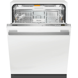 MieleG 4998 SCVi AM - Fully-integrated, full-size dishwasher with hidden control panel, cutlery tray and custom panel and handle ready