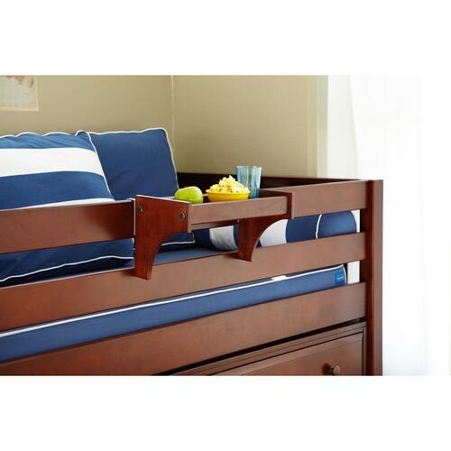Bedside Tray : Chestnut