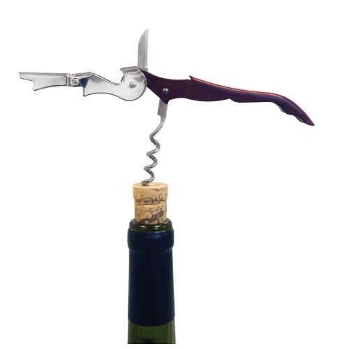 Epicureanist Sonoma Valley Corkscrew with Foil Cutter