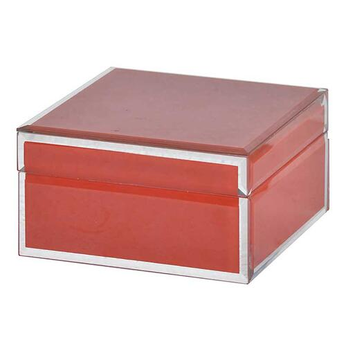 Effra Box Red