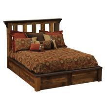 Product Image - Post Platform Bed - Cal King