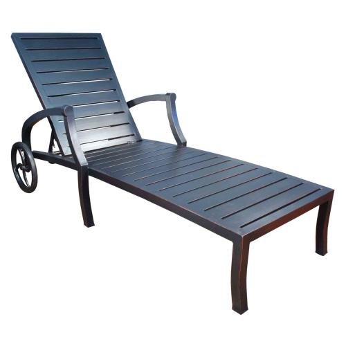 Mission Chaise Lounge