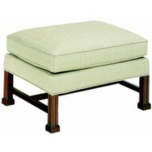 Marlborough Leg Ottoman