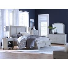 See Details - King Panel Bed