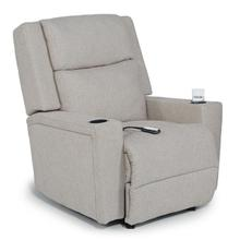 ASHER Power Tilt Headrest & Lumbar Space Saver Recliner