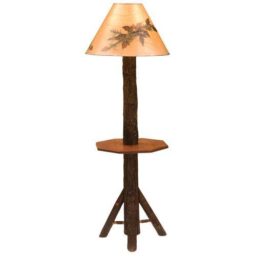 Floor Lamp - Cinnamon