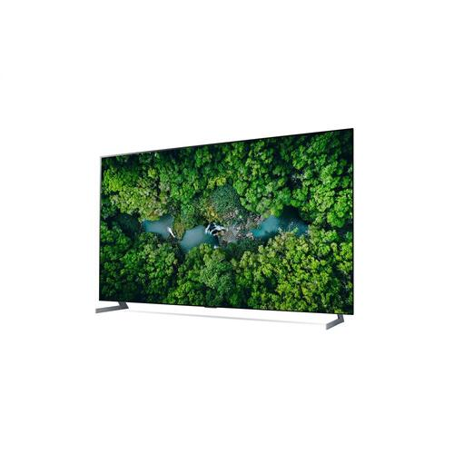 LG SIGNATURE ZX 77 inch Class 8K Smart OLED TV w/AI ThinQ® (76.7'' Diag)