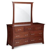 See Details - Loft 7-Drawer Dresser, 60'w x 21 'd x 33 'h