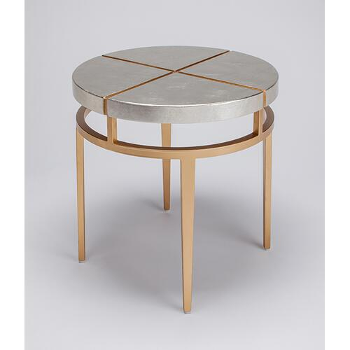End Table Dia.24x24""