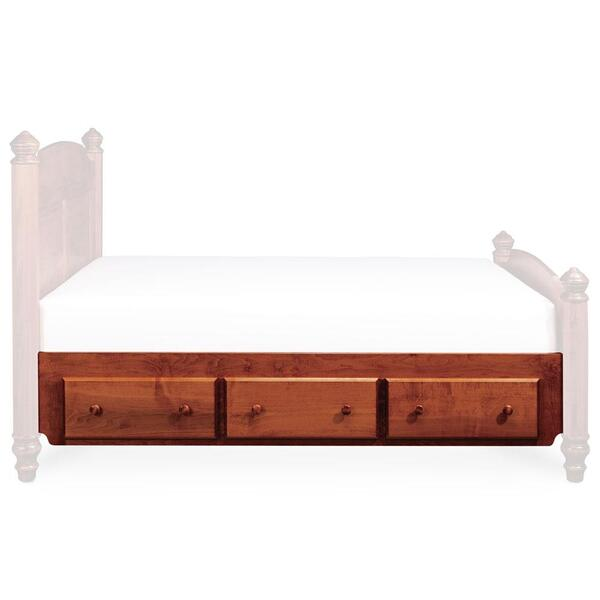 See Details - Georgia Under-Bed Storage, King/Queen