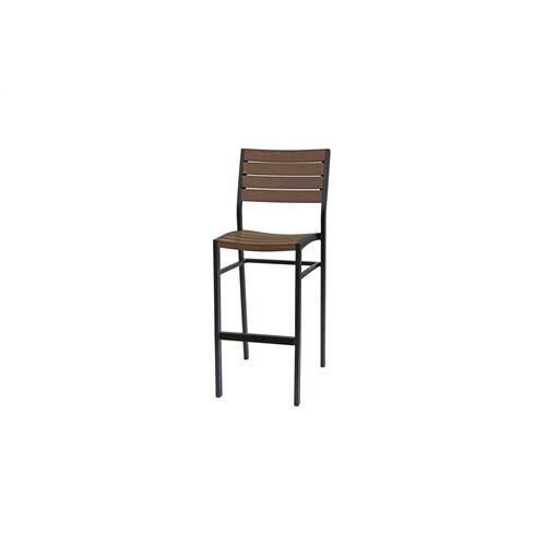 New Mirage Bar Chair w/o Arm (stackable)