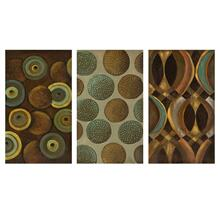 Cycles Wall Decor - Set of 3