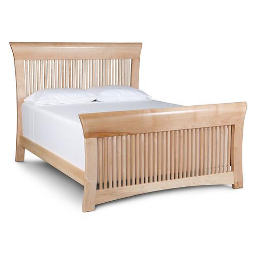 Loft Slat Bed, Twin
