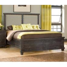 Yosemite Full Low-Profile Fabric Bed