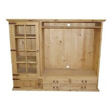 See Details - TV Bookcase 3 Drawer 2 Doors