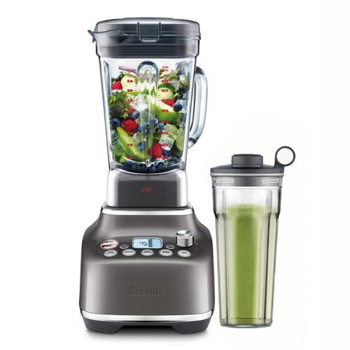 Blenders the Super Q , Brushed Stainless Steel