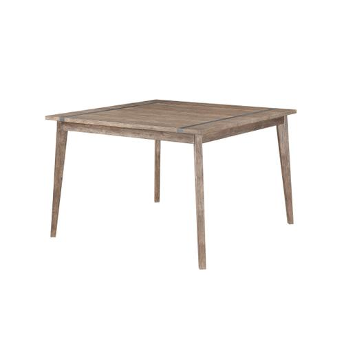 Viewpoint Dining Table Base, Driftwood Gray D966-13legs