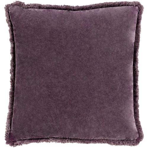 "Washed Cotton Velvet WCV-006 22"" x 22"""