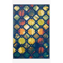 View Product - Hlz10 Blue / Multi Rug