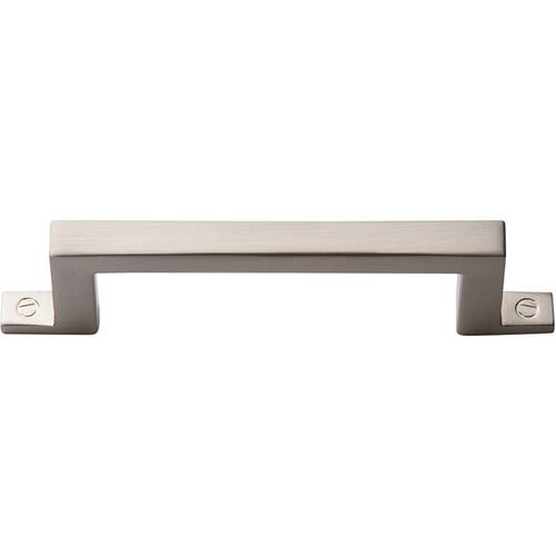 Campaign Bar Pull 3 Inch (c-c) - Brushed Nickel