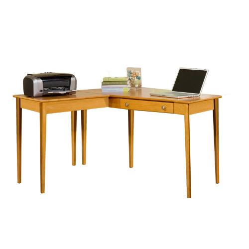 Wedge Desk Return