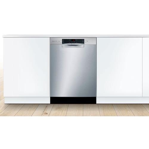 300 Series Dishwasher 60 cm Stainless steel, XXL SHEM53Z35C
