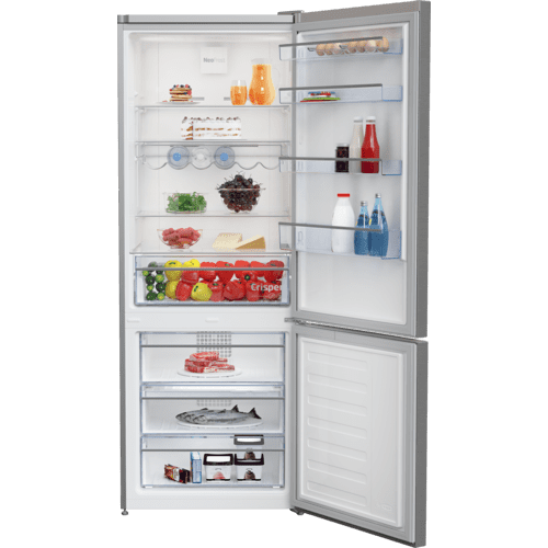 27.559055, Bottom Freezer Refrigerator with -