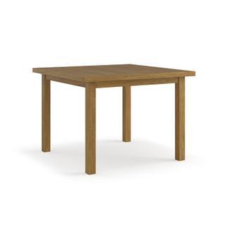 Martin Teak Tables Square Dining Table