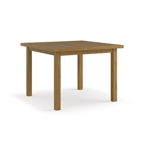 Martin Teak Tables Square Dining Table
