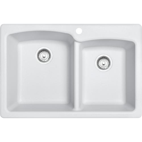 Franke - Ellipse EOPW33229-1 Granite Polar White
