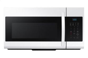 ME17R7021 Over-the-Range Microwave with New Door and Handle Design